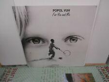 "popol vuh""for you and me""""lp12""or.fr.de 1991.milan:fc:808."