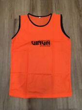 Futsal and Football Mesh Training Bibs Team Sports Adults - Large