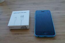 AUSTRALIAN STOCK - Apple iPhone 5c - 8GB - Blue - 30 DAYS GUARANTEE - 7/10 COND