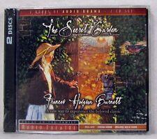 NEW The Secret Garden Audio 2 CD Radio Theatre Focus on Family Unabridged
