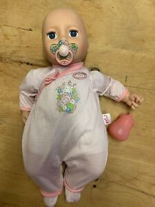 Baby Annabell Soft Bodied Doll