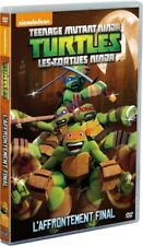 Les Tortues Ninja Volume 4 L'affrontement final DVD NEUF SOUS BLISTER