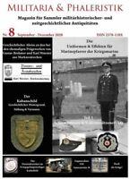 Militaria & Phaleristik Nr.8 2020 Magazin für Sammler militärhistorischer