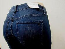 NWT Jessica Simpson Jeans Size 28 X 34 Uptown Slim Flare Freesia Blue Denim