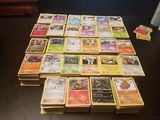 le - cher sur ebay lot de 100 cartes pokemon neuves sans doubles dont rares