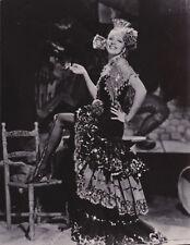 Marlene Dietrich The Devil Is A Woman Josef Von Sternberg Original Vintage 1935