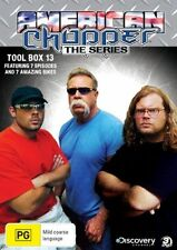 American Chopper : The Series - Tool Box 13 - brand new 3dvd set - free post!