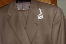 NWT Hart Schaffner Marx Suit Wool 42 40 Portly Short