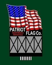 Patriot Flag Animated Sign #9482 N Miller Engineering