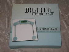 Digital Bathroom Scale Personal Body Weight Management Lb Kg Electronic NEW!