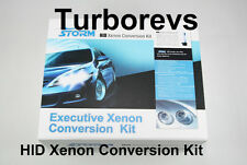 SEAT LEON IBIZA SKODA FABIA H7 HID XENON LIGHT CONVERSION KIT WHITE 6000k AC