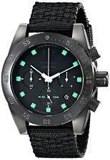 Electric Men's EW0030020020 DW01 Nylon Band Analog Japanese Quartz Black Watch