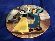 """Bradford exchange Disney Collector Plates """"May I Have This Dance� Snow White"""