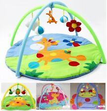 Baby Activity Gym Travel Soft Play Mat Hand Eye Brain Development