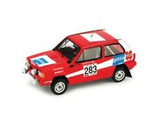 Fiat Panda 45 Gr.2 Rally Dei Vini 1981 K003 1:43 Modellino Auto Diecast