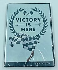 Joel Osteen - Victory is Here, in Every Area - 2 CD's / 1 DVD Set - NEW Sealed