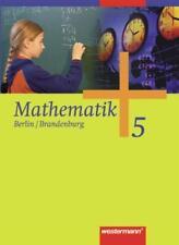 Mathematik - Ausgabe 2004 für das 5. und 6. Schuljahr in Berlin und Bran ... /4