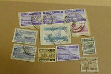 11 Bangladesh postage stamps philately philatelic kiloware postal