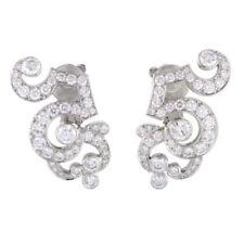 Pendientes de joyería con diamantes Diamante VVS1