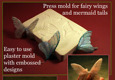 Fairy Wings & Mermaid Tail Mold - Patricia Rose