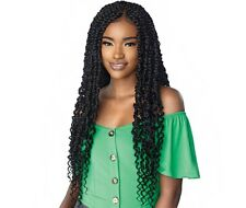 Faux loc dread lock sister locs Lace Front Wig Poetic Justice PASSION TWIST