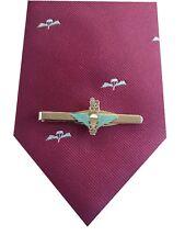 Parachute Regiment Tie & Parachute Regiment Tie Clip Set q138 v2