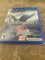 Ace Combat 7 Skies Unknown - Playstation 4 (PS4) - Fast Free Shipping