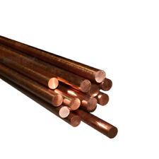 10mm Platten aus Kupfer