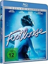 FOOTLOOSE (Kevin Bacon, Lori Singer, Dianne Wiest) Blu-ray Disc NEU+OVP