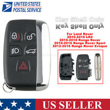 Replace For Land Rover Lr2 Lr4 Range Rover Smart Prox Remote Key Fob Shell Case Fits More Than One Vehicle
