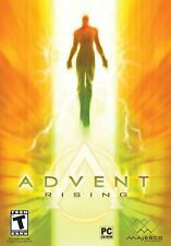 Advent Rising PC New Sealed in Box