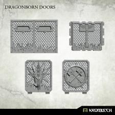 Kromlech BNIB Dragonborn Doors KRVB062
