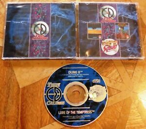Dune II 2 & Lure of the Temptress (PC CD-ROM)