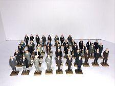 Vintage Marx Toys President Figurines Lot of 44 Plastic Presidential Figures