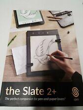 ISKN Slate 2+ Grafiktablet, Schwarz - Neu im opened Box
