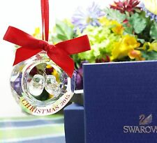 Swarovski Baby's First CHristmas 2015 little booties ornament