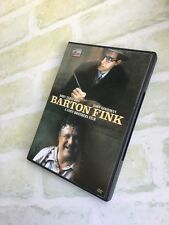 BARTON FINK - JOHN TURTURRO - REGION 1 US - NTSC DVD