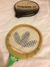 Adidas vintage squash racket deadstock rare collectors piece