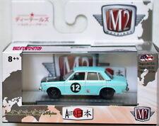 M2 MACHINES AUTO-JAPAN 1969 NISSAN BLUEBIRD 1600 SSS