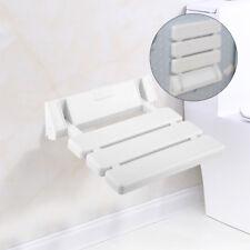 130kg Klappbarer Duschsitz Duschklappsitz Duschhocker Wandmontage 36*33*5 cm DHL