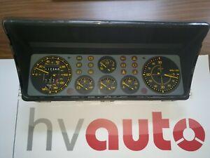 OEM Instrument Cluster Speedometer Lancia Delta Integral Evo 2 Miles Mph