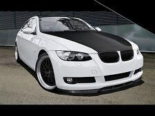 carbon Spoilerlippe für BMW 3er E92 E93 Coupe Cabrio Spoiler Frontansatz Schwert
