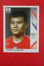PANINI FIFA WORLD CUP GERMANY 2006 06 N. 510 KOREA KYUNG-HO  MINT!!!