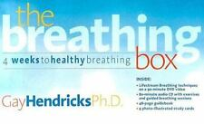 The Breathing Box by Gay Hendricks (2005, Kit / Mixed Media) EUC