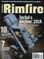 Guns & Ammo Rimfire  2020