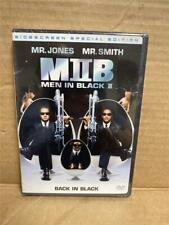 New listing Men in Black Ii (Dvd, 2002, 2-Disc Set, Special Edition Widescreen) New Sealed