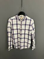 LEVI'S Shirt - Size Medium - Slim Fit - Check - Great Condition - Men's