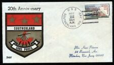 US NAVY COVER USS SOUTHERLAND 1964 (ID:261/D26737)