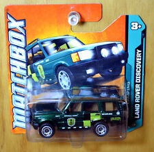Matchbox Land Rover Discovery [National Parks] - New/Sealed/XHTF [E-808]