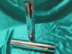 Kreidler Florett K54 RMC RMC-S Stoßdämpfer Set 370mm 37cm Schwarz Chrom